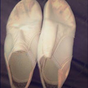 Capezio jazz shoes